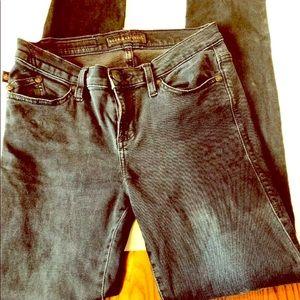 Rock & Republic Berlin Black Skinny Jeans!